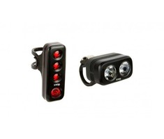 Knog Knog Blinder Road 250 twin pack
