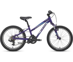 Specialized Hotrock 20 Purple/Neon Blue/White