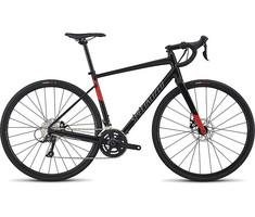 Specialized 2018 Diverge Sport E5 Black/Red 58cm