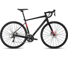 Specialized 2018 Diverge Sport E5 Black/Red
