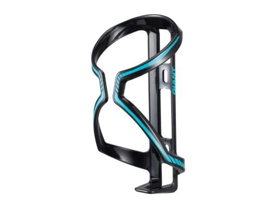 Giant Giant AirWay Composite Water Bottle Cage Black/Blue