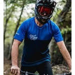 DHARCO Dharco Blue Reef short sleeve jersey