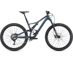 2019 Mens Stumpjumper ST Comp Carbon 29 (Shimano) Satin/Cast Battleship/Taupe Large