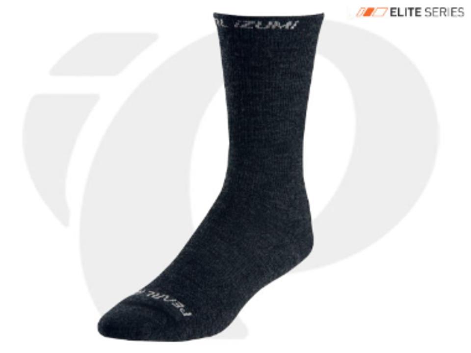Pearl Izumi Elite thermal wool sock
