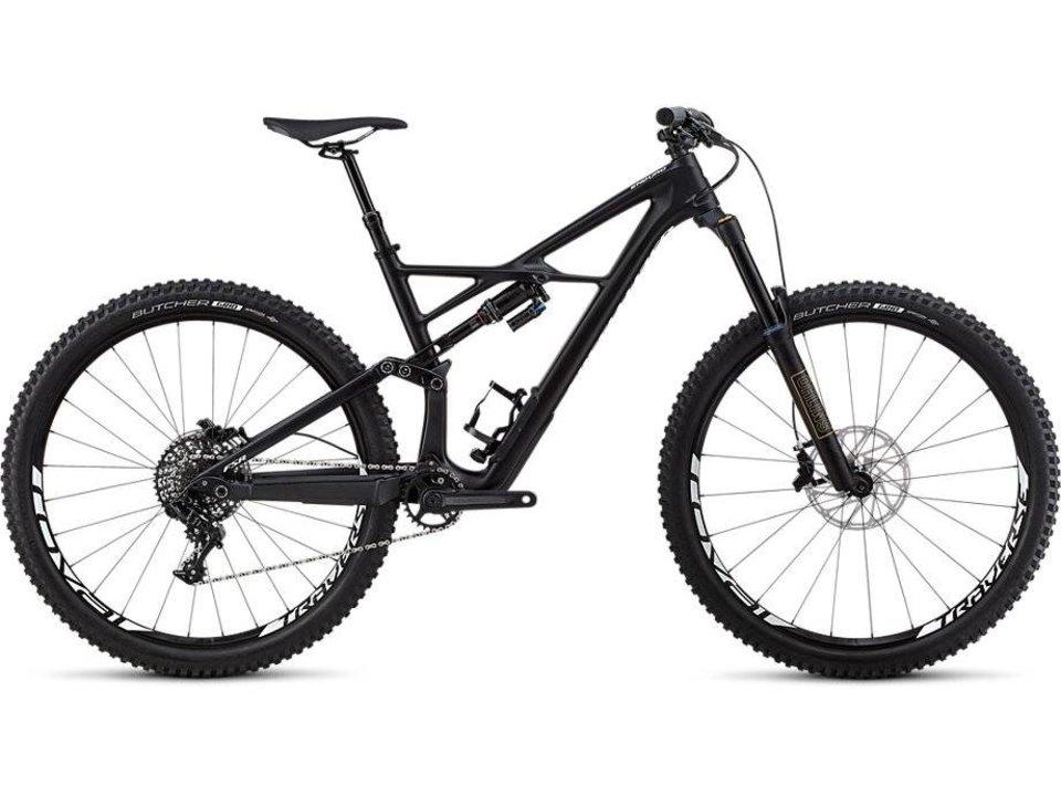 Specialized 2018 Enduro Elite Carbon 29 Black/White Medium DEMO