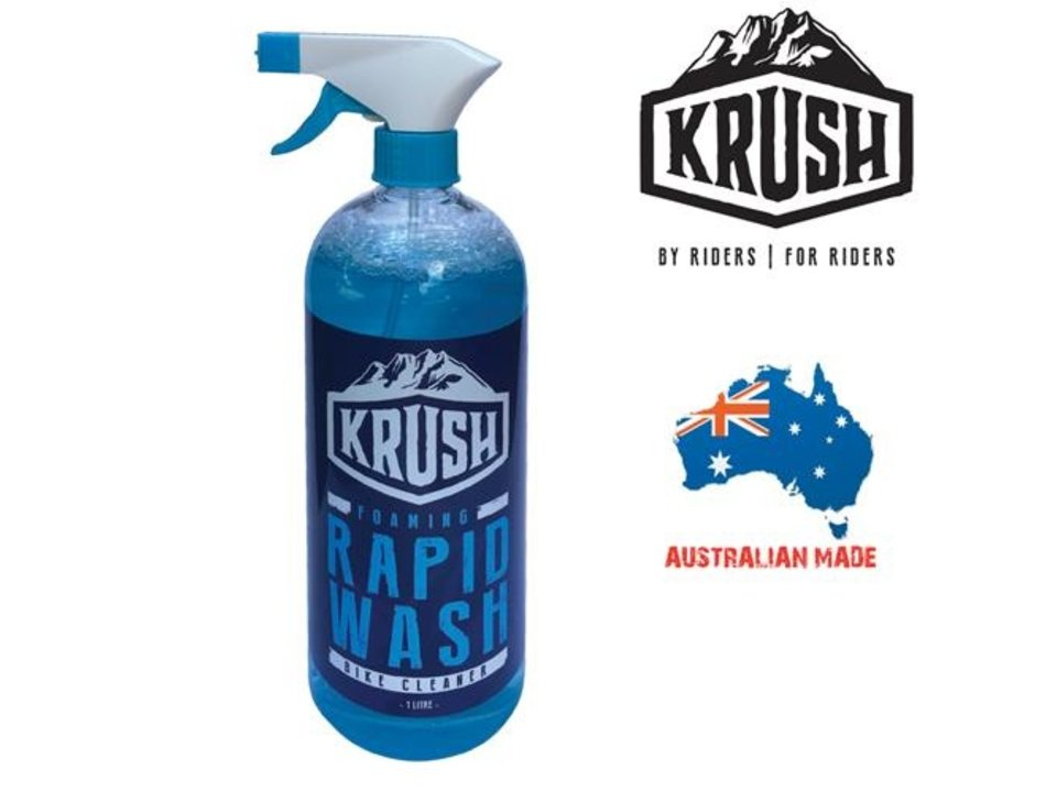 Krush Krush Rapid Wash 1 Litre