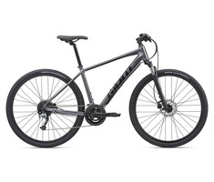 Giant 2020 Roam 2 Disc - Charcoal/Black