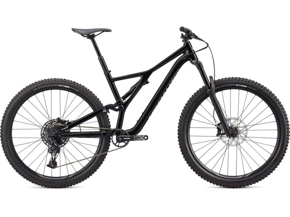 Specialized 2020 Stumpjumper FSR Black/Dove Gray