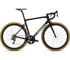 Specialized 2018 S-Works Tarmac ex-demo black/reflective white 54cm