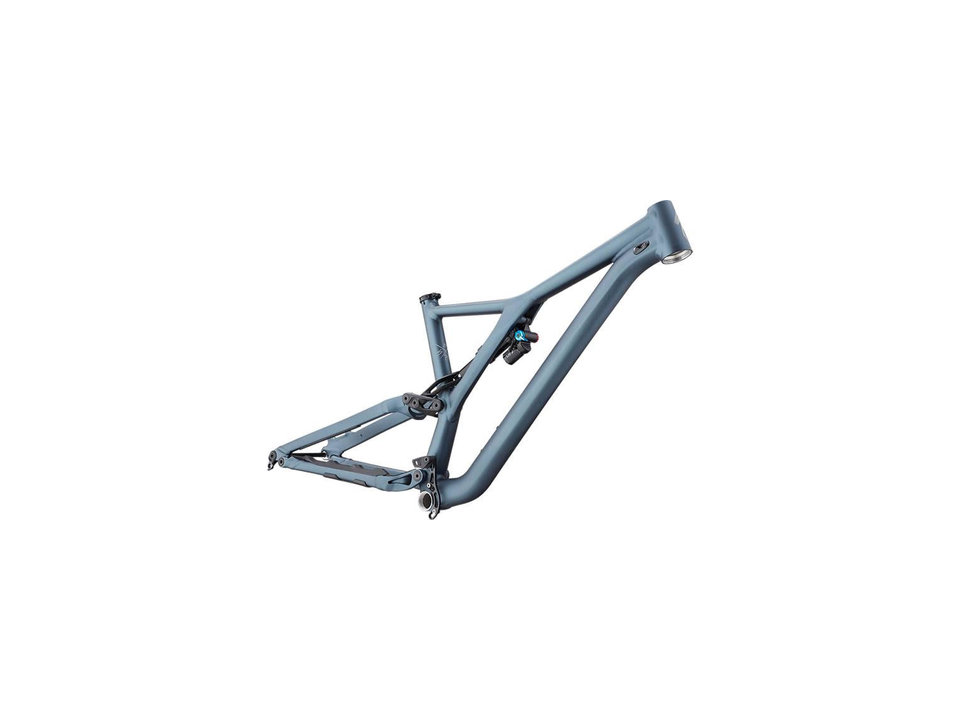 Specialized Stumpjumper Evo 29 frameset - Cast Battleship/Cool Gray