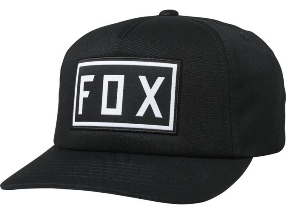 FOX Drive Train Snapback Hat