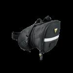 topeak TOPEAK AERO WEDGE PACK W/ STRAP-SMALL