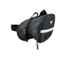 topeak TOPEAK AERO WEDGE PACK W/ STRAP-SMALL
