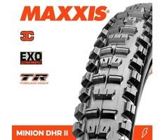 Maxxis Maxxis Minion DHR II EXO 3C TR 27.5 x 2.4WT