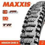 Maxxis Maxxis Minion DHR II DD  3C MaxxTerra 29 x 2.40WT