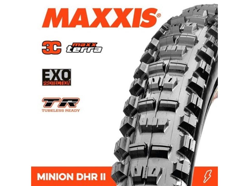 Maxxis Maxxis Minion DHR II EXO 3C MaxxTerra 29 x 2.60