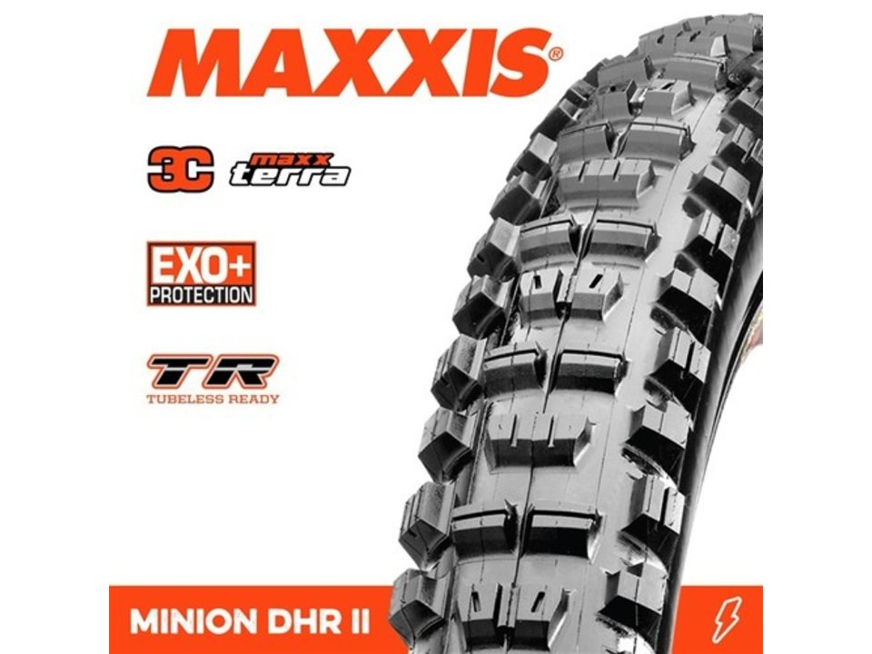 Maxxis Maxxis Minion DHR II EXO+ 3C MaxxTerra 29 x 2.60WT