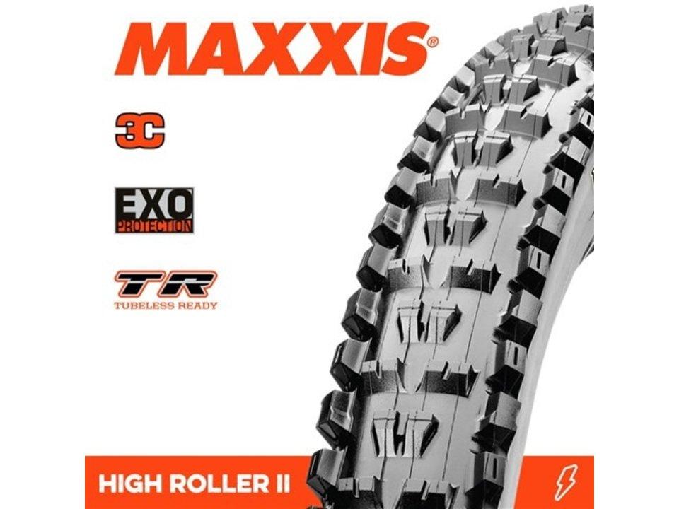 Maxxis Maxxis High Roller II EXO 3C MaxxTerra 29 x 2.50WT