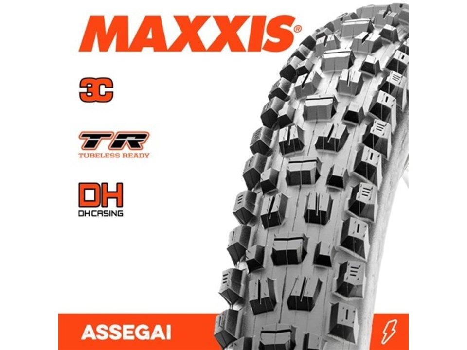 Maxxis Maxxis Assegai DH 3C MaxxGrip 27.5 x 2.50WT