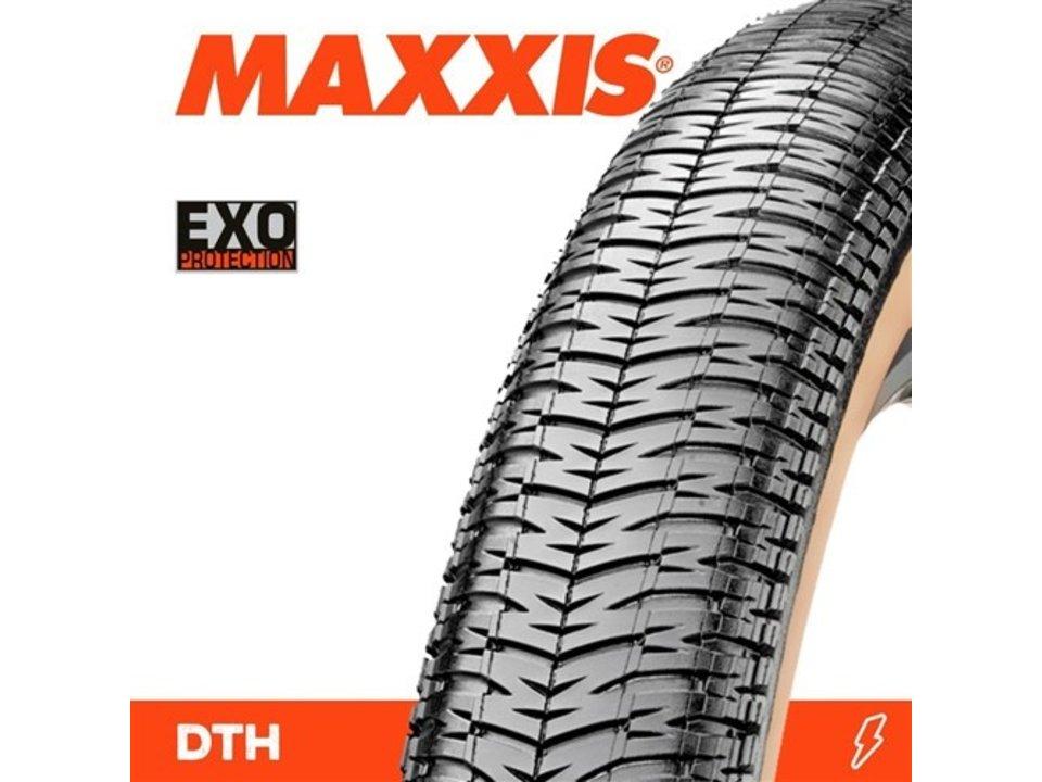 Maxxis Maxxis DTH Tanwall 26 x 2.30