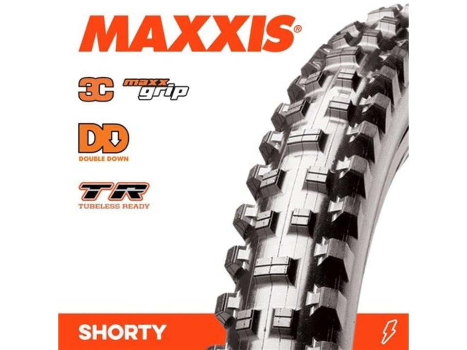 Maxxis Maxxis Shorty DD MaxxGrip 29 x 2.50WT