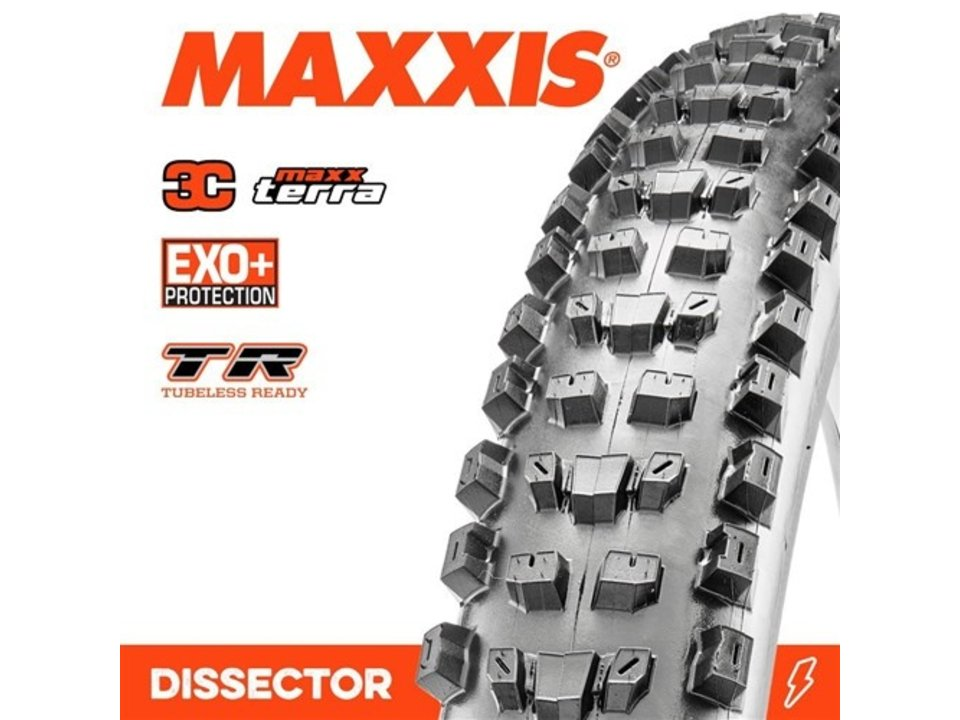 Maxxis Maxxis Dissector EXO+ 3C MaxxTerra 27.5 x 2.60