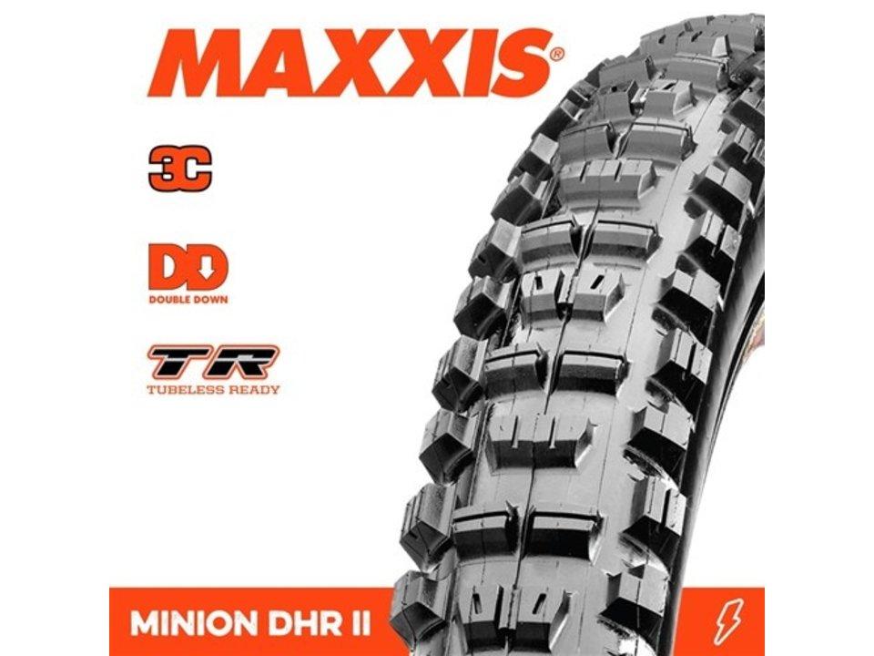 Maxxis Maxxis Minion DHR II DD 3C MaxxTerra 27.5 x 2.40WT