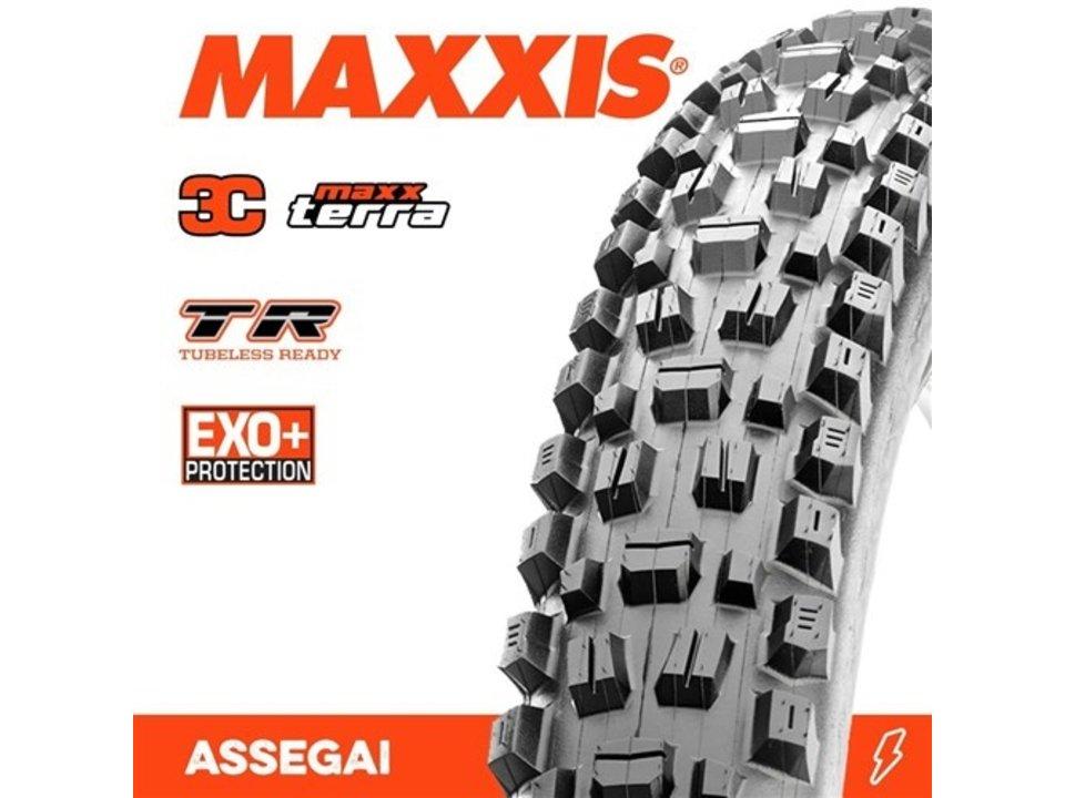 Maxxis Maxxis Assegai EXO+ 3C MaxxTerra 27.5 x 2.60