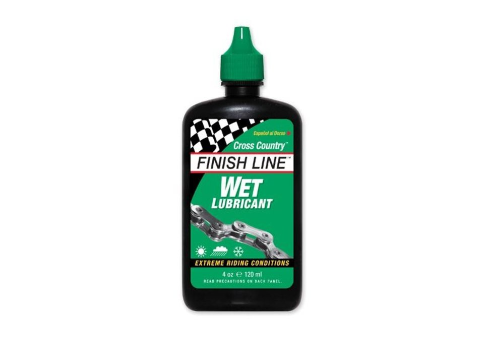 Finish Line Finish Line WET Lube - 4oz Drip Squeeze Bottle