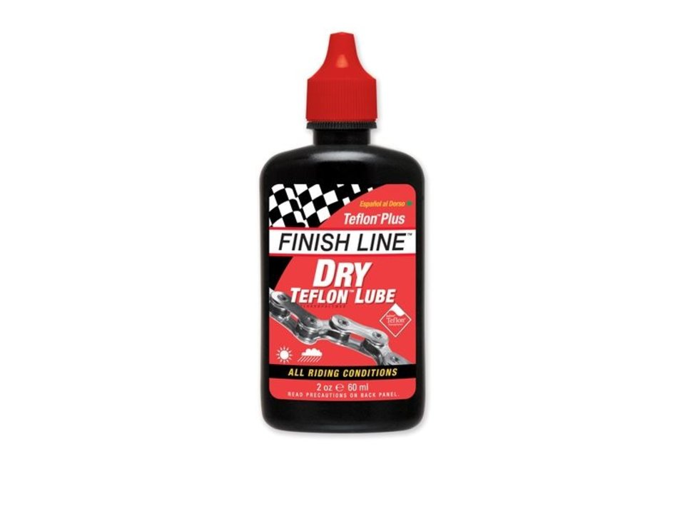 Finish Line Finish Line DRY Lube - 2oz Drip Squeeze Bottle