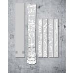 Dyedbro Dyedbro Frame Protection Wrap Pray for Straya