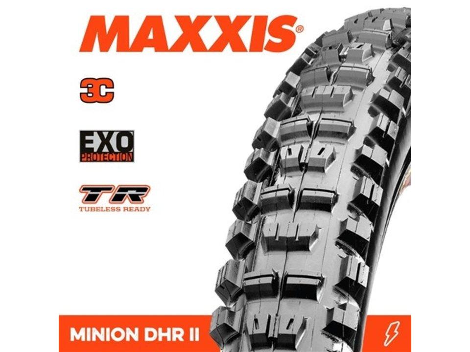 Maxxis Maxxis Minion DHR II EXO 3C MaxxTerra 27.5 x 2.30