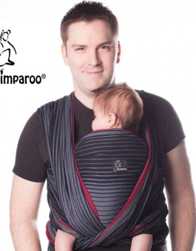 Chimparoo Écharpe tissée taille régulière