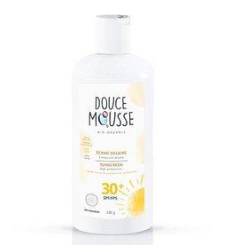 Douce Mousse Crème solaire naturelle FPS 30+ 240 g