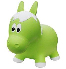 Farm hoppers Animal sauteur cheval vert