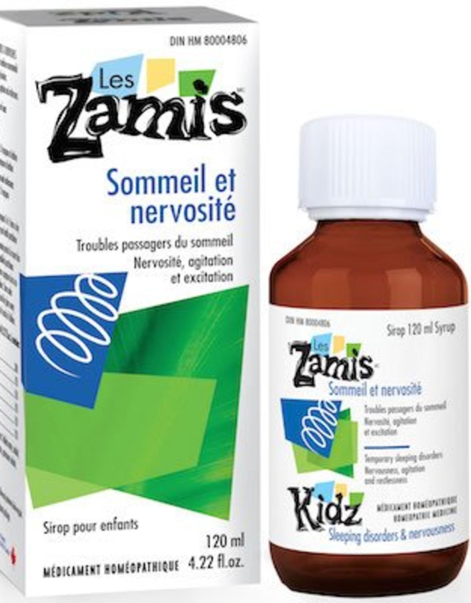 Les Zamis Sommeil et nervosité 120 ml
