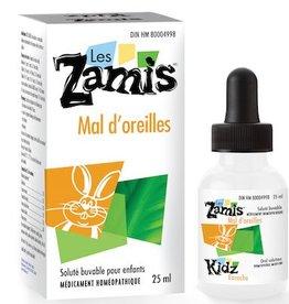 Les Zamis Mal d'oreilles 25 ml