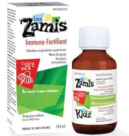 Les Zamis Immuno-Fortifiant 125 ml