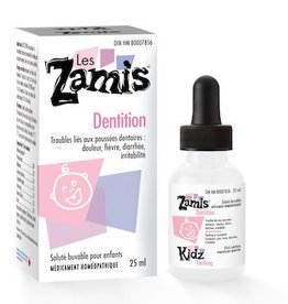Les Zamis Dentition 25 ml