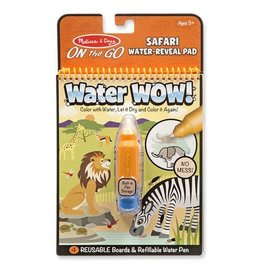 Melissa et Doug Water wow - safari