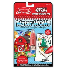 Melissa et Doug Water wow - points à relier ferme