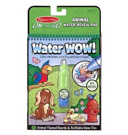 Melissa et Doug Water wow - animaux