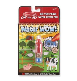 Melissa et Doug Water wow - ferme