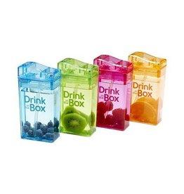 Drink in the Box Boîte à jus réutilisable 8oz