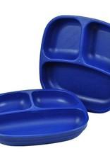 Re play Assiette compartiments en plastique recyclé