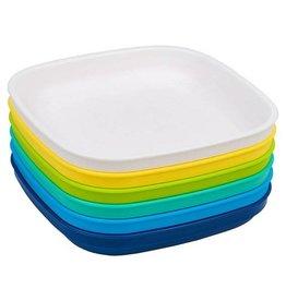 Re play Assiette en plastique recyclé