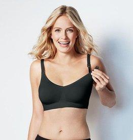 Bravado Designs Soutien-gorge d'allaitement Body Silk Seamless noir