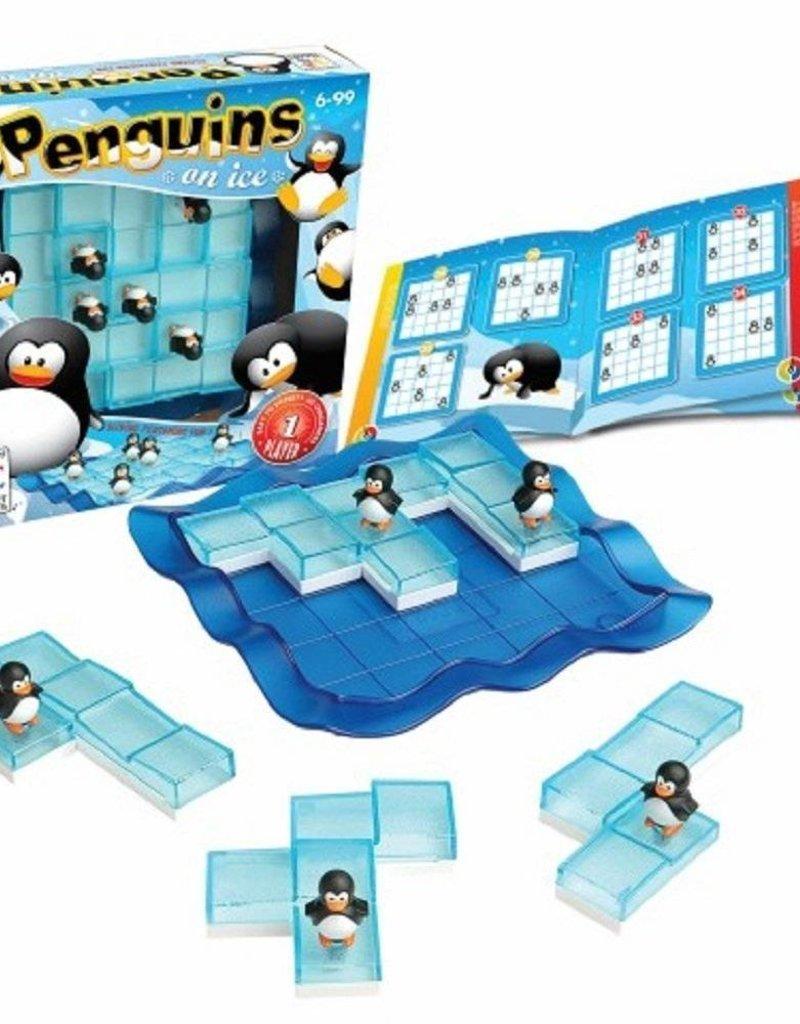 Smart games Les pingouins patineurs