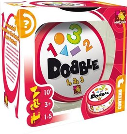 Asmodee Dobble - Chiffres et formes