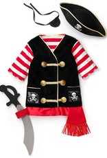 Melissa et Doug Costume de pirate